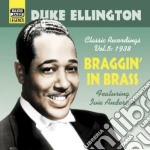Braggin'in brass, classic recordings vol cd musicale di Duke Ellington