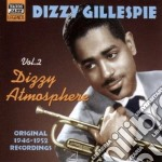 Dizzy atmosphere, original recordings vo cd musicale di Dizzy Gillespie