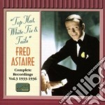 Top hat, white tie & tails; original rec cd musicale di Fred Astaire