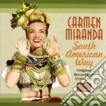 South american way, original recordings cd musicale di Carmen Miranda