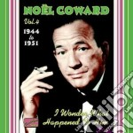 I wander what happened to him, the compl cd musicale di NoËl Coward