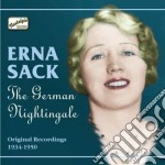The german nightingale, original recordi cd musicale di Erna Sack