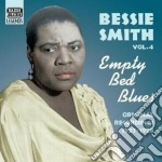 Empty bed blues cd musicale di Bessie Smith