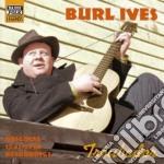 Troubador, original recordings 1941-1950 cd musicale di Burl Ives