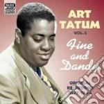 Fine and dandy cd musicale di Art Tatum