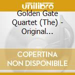 Gospel train 09 cd musicale di GOLDEN GATE QUARTET