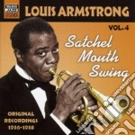 Satchel month swing cd musicale di Louis Armstrong