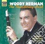 The thundering herd, original recording cd musicale di Woody Hermann