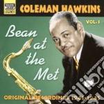Bean at the met, original recordings vol cd musicale di Coleman Hawkins