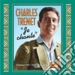 Je chante cd musicale di Charles Trenet