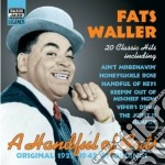 A handful of fats cd musicale di Fats Waller
