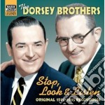 Stop, look & listen, original recordings cd musicale di The dorsey brothers