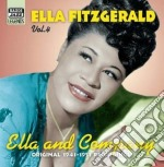 Ella and company, original recordings vo cd musicale di Ella Fitzgerald