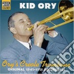 Ory's creole trombone, original recordin cd musicale di Kid Ory