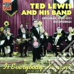 Is everybody happy? - original recording cd musicale di Ted Lewis