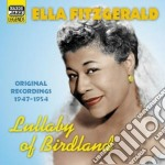 Lullaby of birdland - original recording cd musicale di Ella Fitzgerald