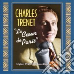 Le coeur de paris, original recordings v cd musicale di Charles Trenet