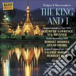 The king and i (musical) cd musicale di Richard Rodgers