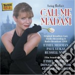 Call me madam (musical) cd musicale di Irving Berlin