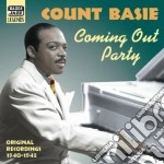 Coming out party, original recordings vo cd musicale di Count Basie