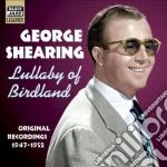 Lullaby of birdland, original recordings cd musicale di Georg Shearing