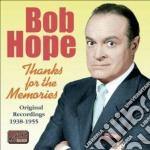Thanks for the memories, original record cd musicale di Bob Hope