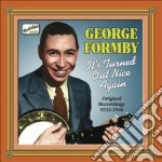 It's turned out nice again, original rec cd musicale di George Formby
