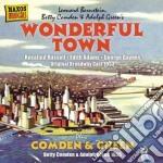 Bernstein - Wonderful Town, Comden & Green cd musicale di Leonard Bernstein