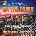 On the town (musical) cd musicale di Leonard Bernstein