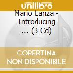 Introducing ... mario lanza cd musicale di Mario Lanza