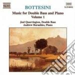 Opere x contrabbasso e pf (integrale) vo cd musicale di Giovanni Bottesini