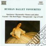 Musica da balletto russa cd musicale