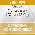 L'orfeo cd musicale di MONTEVERDI
