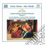 Captain humes poeticall musicke vol.2 (b cd musicale di Tobias Hume