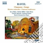 Chansons cd musicale di Maurice Ravel