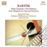 Concerto per viola (sz 120 e nella revis cd musicale di Bela Bartok