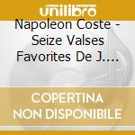 Guitar works opp.7-9 cd musicale di Napoleon Coste