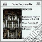 Opere per organo (integrale) vol.3 cd musicale di Max Reger