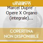 Works for organ vol.12 cd musicale di Marcel Dupre