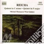 Wind quintets op.88 no.6 cd musicale di REICHA
