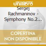 Symphony no.2 cd musicale di Sergey Rachmaninov