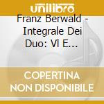Complete duos cd musicale di BERWALD