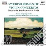 Concerto x vl op 2 09 cd musicale di Franz Berwald