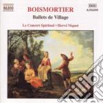 Ballets de village, serenade cd musicale di Boismortier joseph b