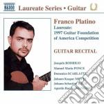 Composizioni di scarlatti (3 sonate, arr cd musicale