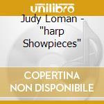 Harp showpieces-a.v. cd musicale di ARTISTI VARI