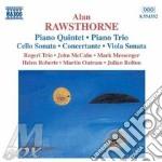 Musica da camera: quintetto x pf e archi cd musicale di Alan Rawsthorne