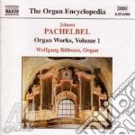 Organ works vol.1 cd musicale di PACHELBEL