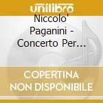 Violin concertos nos.3 & 4 cd musicale di Nicolo' Paganini