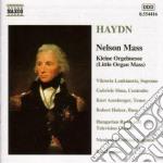 Nelsonmesse hob xxii:11, kleine orgelmes cd musicale di Haydn franz joseph